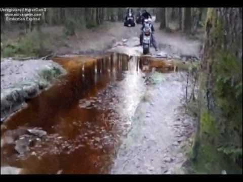 Полноприводный трицикл Васюган 3x3 3wd motorcycle - YouTube
