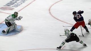 Sonny Milano nets early goal-of-the-year candidate