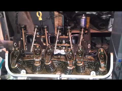 How to clean the inside of your engine without opening it up. Works really well.