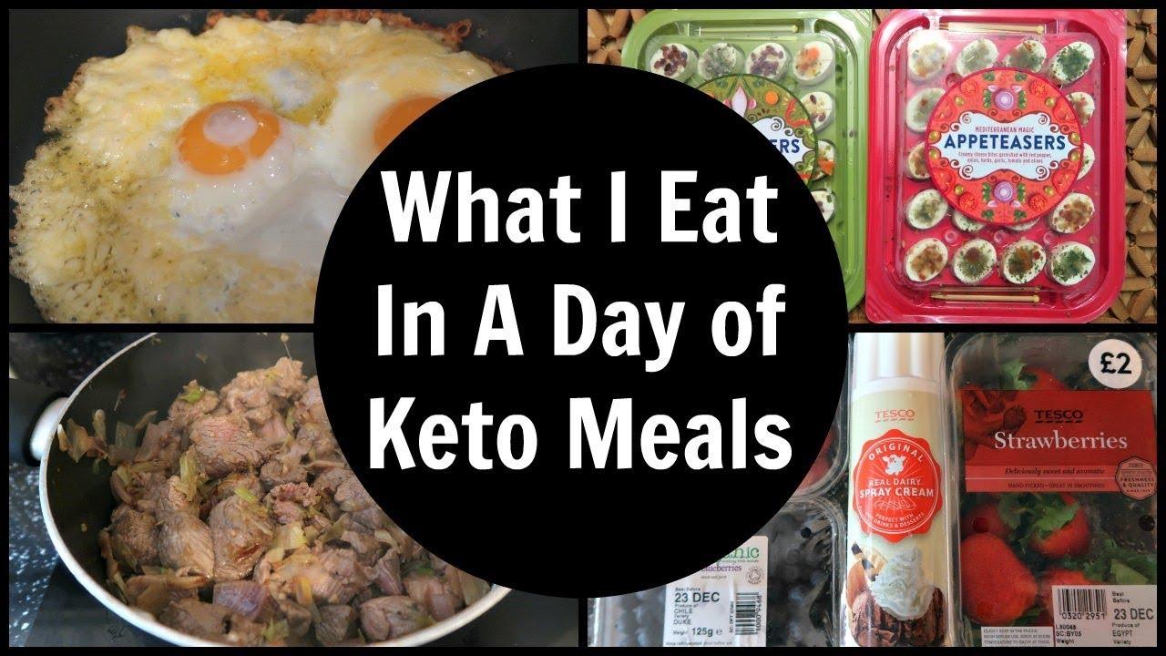 Eating Out Keto Uk