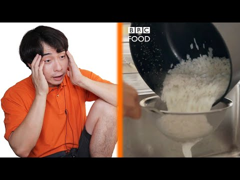 Uncle Roger DISGUSTED by this Egg Fried Rice Video (BBC Food)