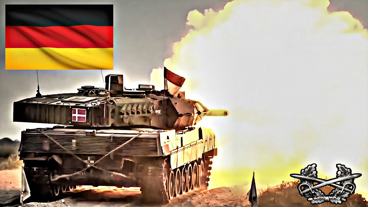 สุดยอดรถถังกองทัพเยอรมัน