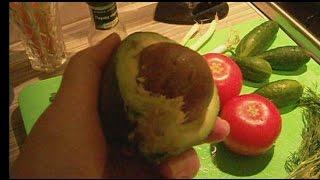Салат Гудбай авокадо Субботний марафон