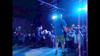 SICK OF IT ALL - PUSHED TOO FAR - G.I. JOE HEAD STOMP - FRIENDS - NATEFEST - 2015 -  jason patton