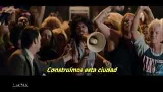We Built This City / We´re Not Gonna Take It - Rock of Ages Movie Subtitulada