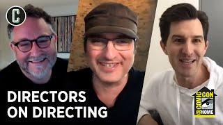 Colin Trevorrow, Robert Rodriguez & Joseph Kosinski Break Down Directing | Comic-Con@Home Panel