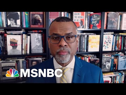 Glaude: Our History Of Police Abuse Will Not Be 'Resolved By One Verdict'   The Last Word   MSNBC