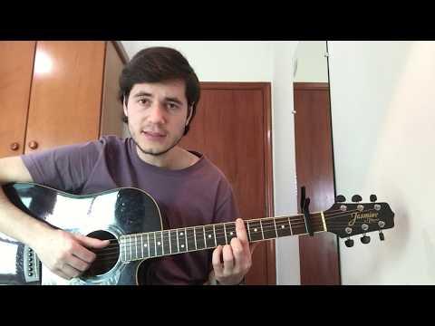 ANAVITÓRIA Vitor Kley - Pupila vídeo  violão - TUTORIAL - CIFRA