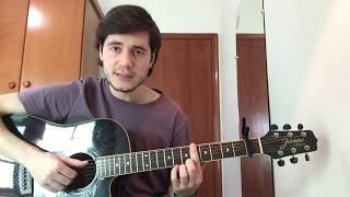 Baixar ANAVITÓRIA, Vitor Kley - Pupila (vídeo aula violão) - TUTORIAL - CIFRA