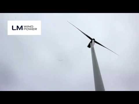 Wind Turbine Sound Sample - LM Wind Power Blades