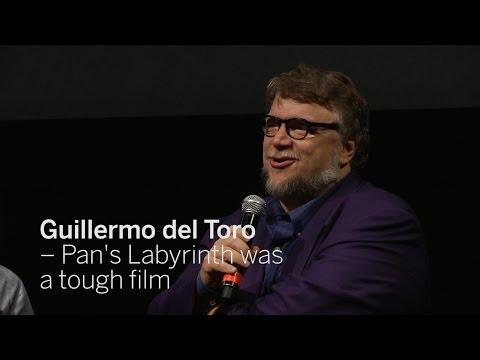 GUILLERMO DEL TORO Pan's Labyrinth   TIFF 2016