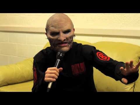 """Slipknot's Corey Taylor Declares """"Rock and Metal Aren't Dead…We're Just Waiting to Kill You"""""""