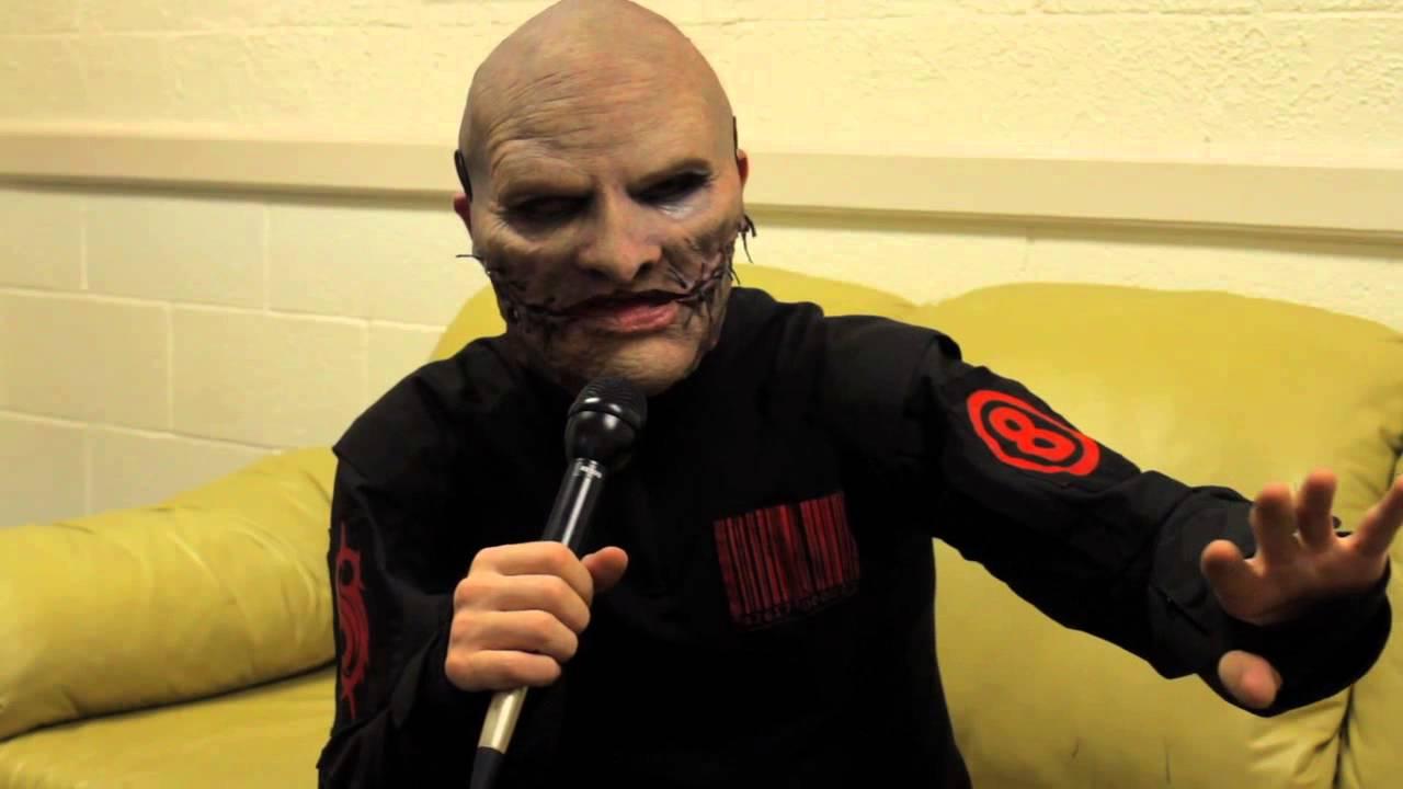 Slipknot's Corey Taylor Declares