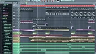 Breathe Carolina - Hit and Run (Denny Ray Demo Remix) [FLP Preview]