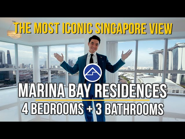 [SOLD!!!]Marina Bay Residences | The Most Iconic Singapore View