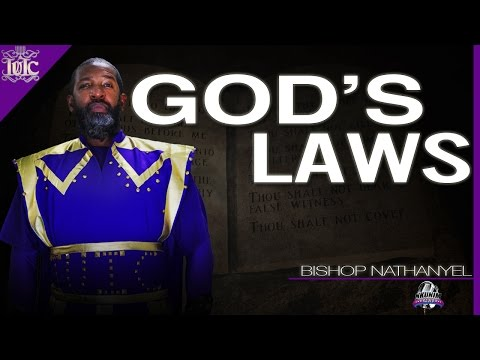The Israelites: THE LAW OF GOD on Nkunim Radio