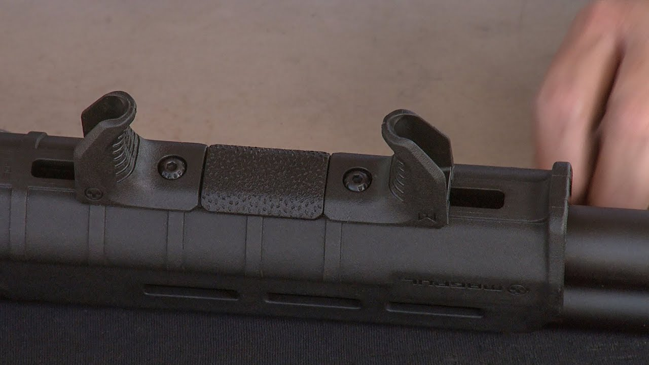 Remington 870 Tac 14 Handguard Upgrade from Magpul #216