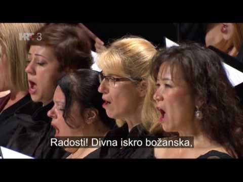 Ludwig van Beethoven - 9. simfonija (Oda radosti)