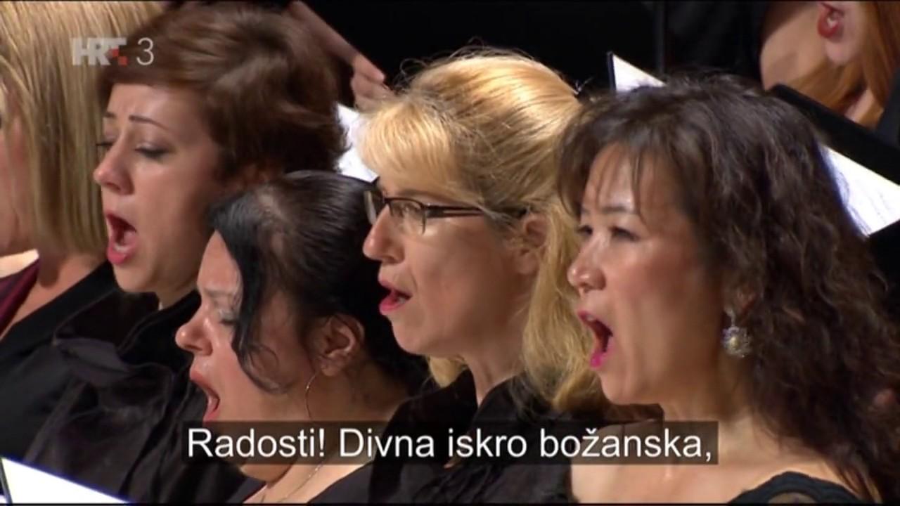 Ludwig van Beethoven - 9. simfonija (Oda radosti) - YouTube 7a88d284182