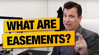 What is a Real Estate Easement?