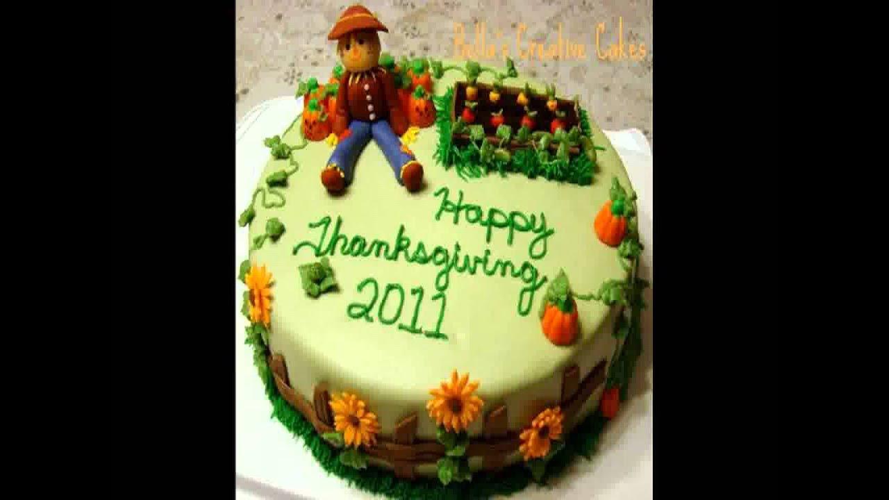 Best Fall Cake Decorating Ideas