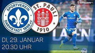 SV Darmstadt 98 - FC St. Pauli | Eindrücke vom Spiel & den Fans | Darmstadt98Flyer