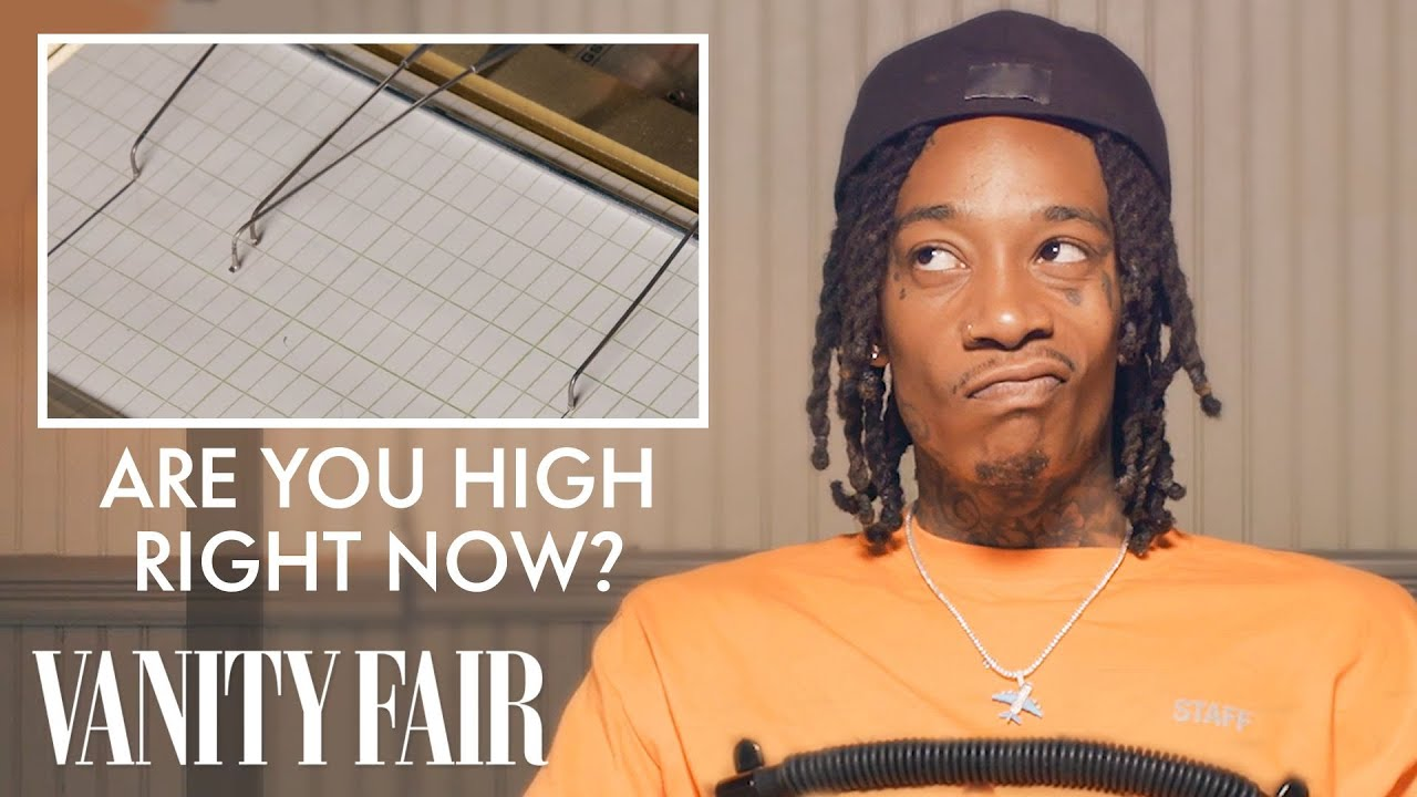 fc1bdacc48da Wiz Khalifa Takes a Lie Detector Test | Vanity Fair - YouTube