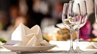 Restaurant Music 10 Hours - Relax Instrumental Jazz for Dinner