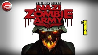 🔴SNIPER ELITE NAZI ZOMBIES ARMY PC GAME STEAM 720P GREAT ACTION SHOOTER