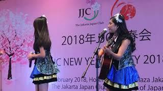 "JKT48 Acoustic Team ""Kokoro no Tomo"", 02.2018"