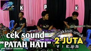 aZkia naDa-Cek sound PATAH HATI