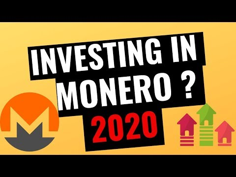 3 Reasons To Invest In Monero In 2020
