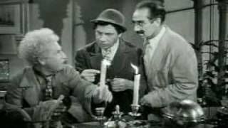 Chico Marx - A night in Casablanca (1946)