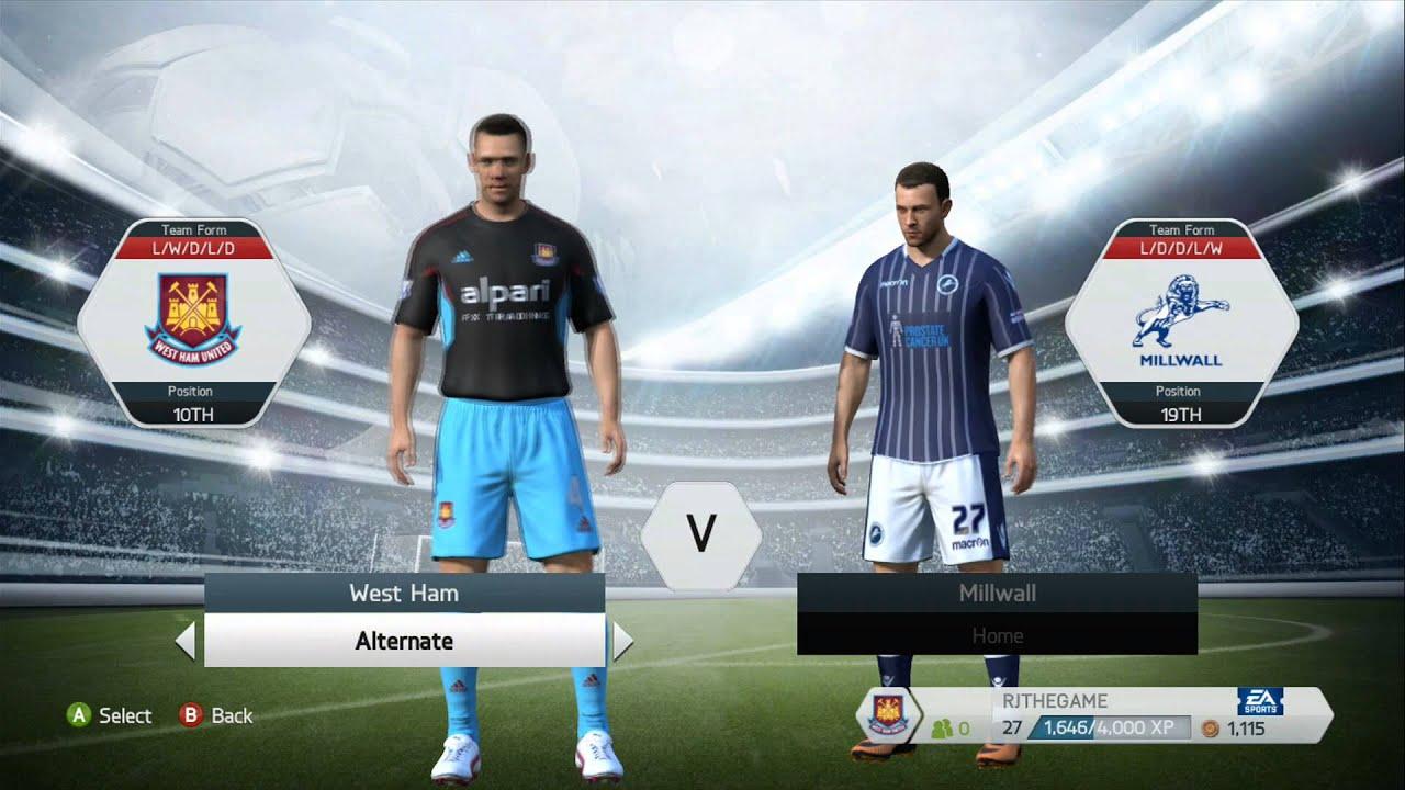 c4a460617 West Ham United 1st
