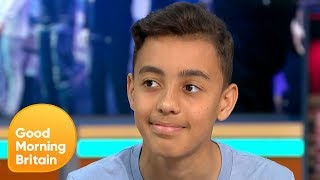 Teen Who Won Almost £1,000,000 Playing Fornite Plans to Buy His Mum a House | Good Morning Britain