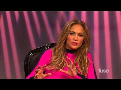 """Jennifer Lopez on Her """"A.K.A."""" Collaborations"""