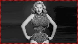 Vintage Photos of Betty Brosmer a popular pin up model