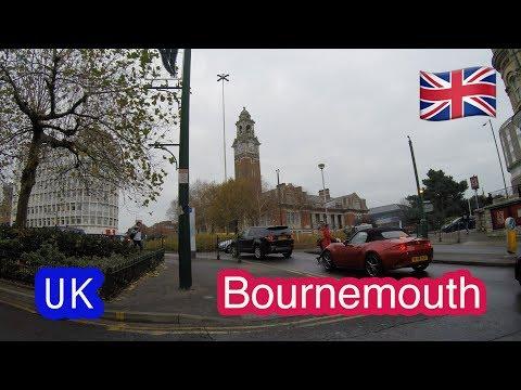 مدينة بورنموث | Bournemouth City UK