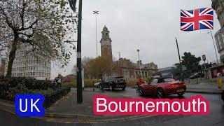 مدينة بورنموث   Bournemouth City UK