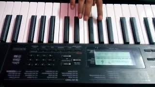 Mamachi Bullet Nighali Marathi Song piano by nikhil