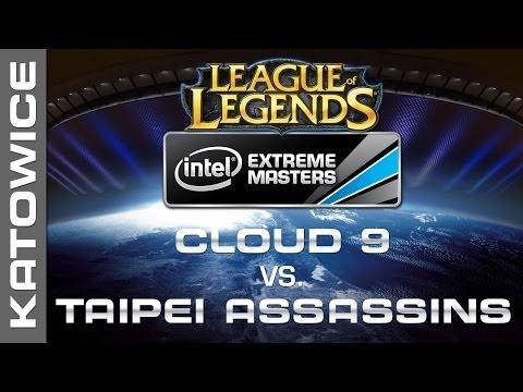 Cloud 9 vs. Taipei Assassins - Group B - IEM Katowice 2014 - League of Legends