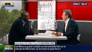 Bourdin Direct: Lilian Thuram - 04/07