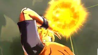 Neue Umwandlung SSJ Future Gohan Angriff Animation!!! DB-Legenden