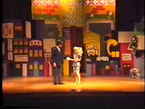 Guys and Dolls CSHS - Circa 1994 (1of2)