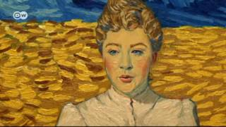 Video: Las obras de Vincent van Gogh en un filme animado