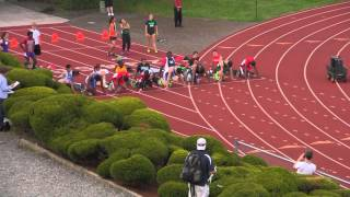 Wesco 3A 100M Boys - 2013