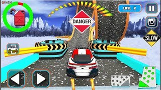 Turbo Car Rush Mountain Stunt Driver - Stunts Car Games - Android Gameplay Video