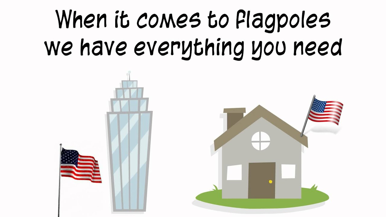 Flagpoles, Flags and Hardware – Flagpoles Etc