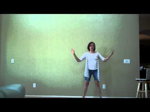 Good Morning by Mandisa dance