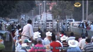 Puro Caballo La Mariposa cuadra Tuxtla vs el Alacrán de Jamapa